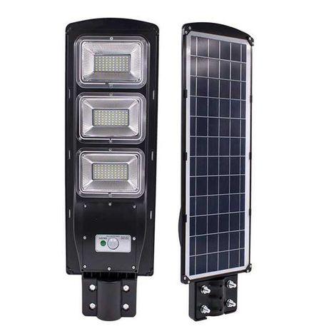 Соларна ЛЕД лампа със сензори за движение 660w
