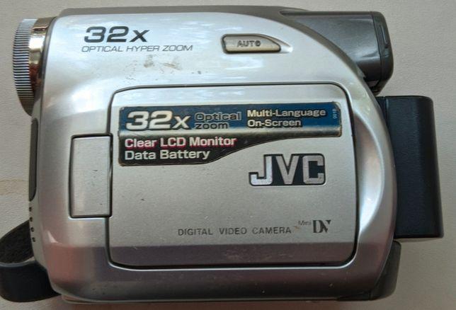 Видеокамера JVC GR-D350 на запчасти