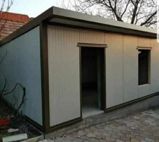 Vând containere garaje căsuțe