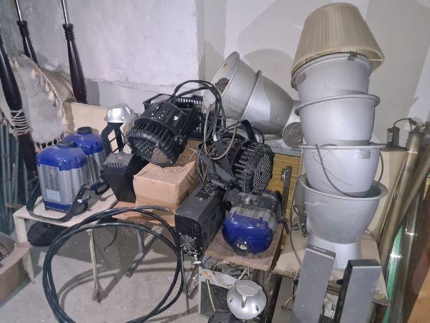 световая аппаратура
