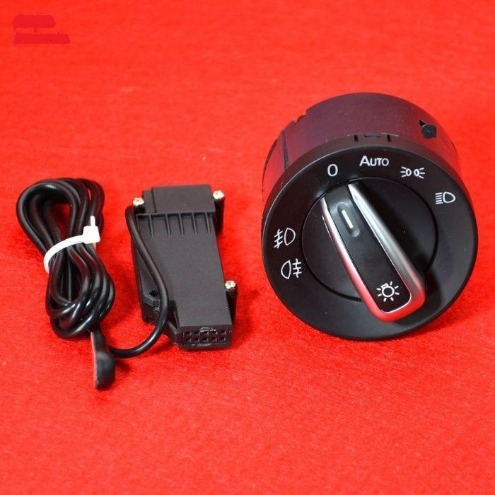 Bloc lumini cu functia Auto si senzor lumina Volkswagen Golf 5 Passat Resita - imagine 1