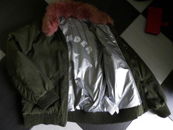 яке zara, 140 см, обличано един път