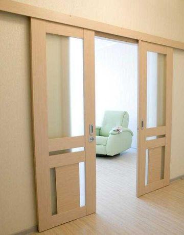 Раздвижные двери / Механизм для дверей / Дверь купе / Купе механизм