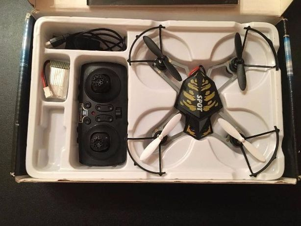 Dronă cu cameră Revell Control Quadrocopter Camera Spot
