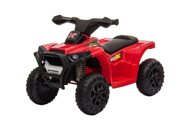 Mini ATV electric pentru copii BJ116 35W STANDARD #Rosu