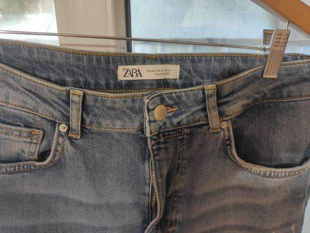 Новые джинсы Zara.