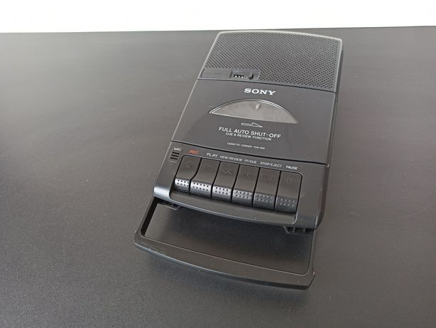 sony tcm 939 cassette corder vintage retro colectie casetofon recorder