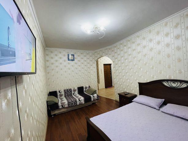 Уютная квартира в ЖК Батыр с WiFi, Богенбая 24/1 -Сарыарка. часы 1500