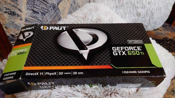 Palit GeForce GTX 650 Ti OC 1GB GDDR5 128bit