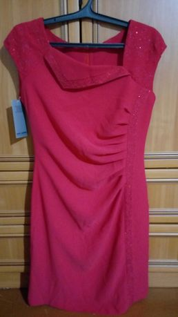 Платье новое короткое