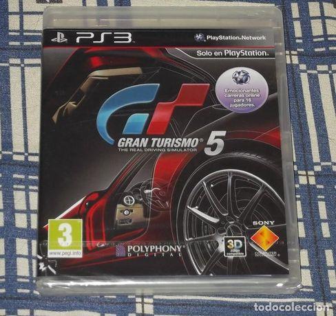Gran Turismo 5 PS3 - Playstation 3 - PS 3