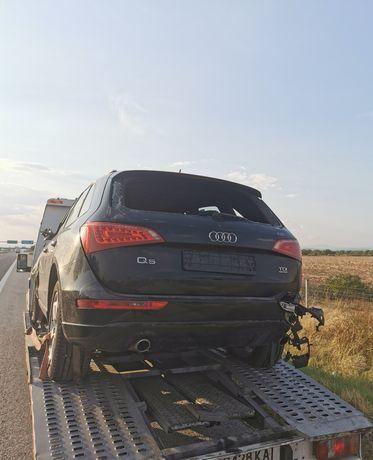 Audi Q5 3.0 tdi НА ЧАСТИ ауди q5 3.0 tdi 239