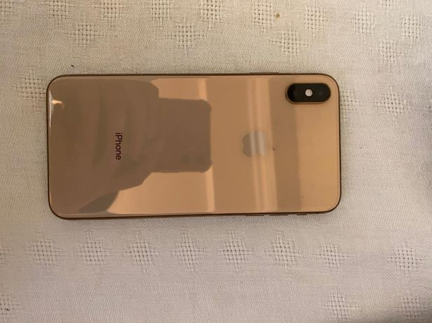 Iphone xs max(gold)
