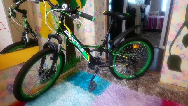 Велосипед детский 8-14 лет.