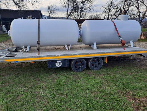 Bazin / Rezervor GPL 1740 și 1800 litri