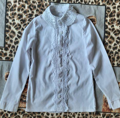 Блузка в школу 1+1