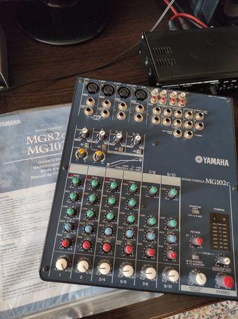Продам микшерный пульт Yamaha