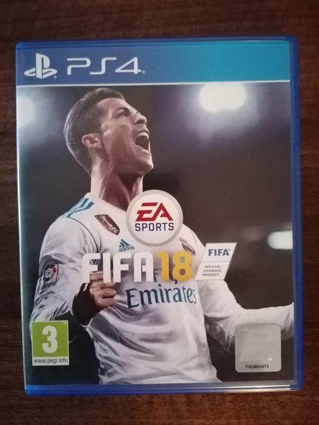 Joc FIFA 18 PS4