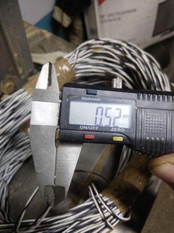 Cablu subtire 2x 0,52