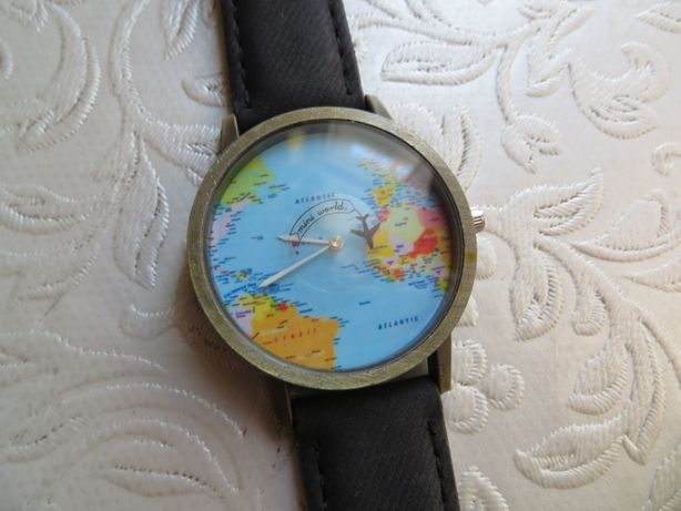 Ceas de mana Harta lumii, Nou