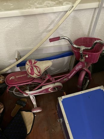 Велосипед для детей принцесса срочно