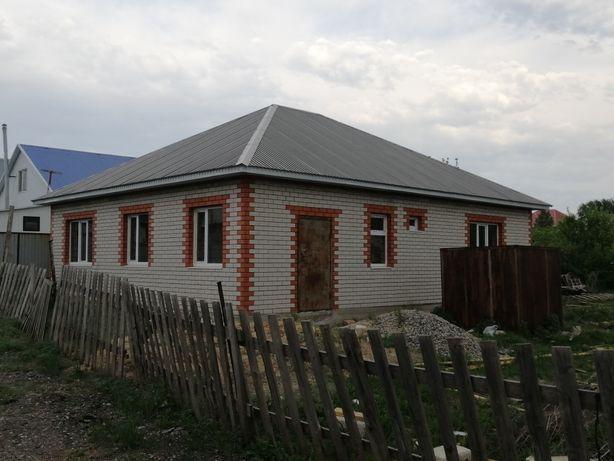 Продам не достроеное дом. Район Кирпичный.
