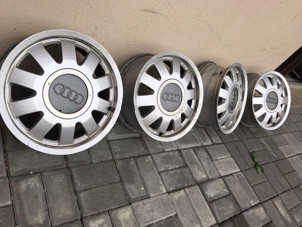 Jante Audi A2,A3,A4 pe '15 si '16
