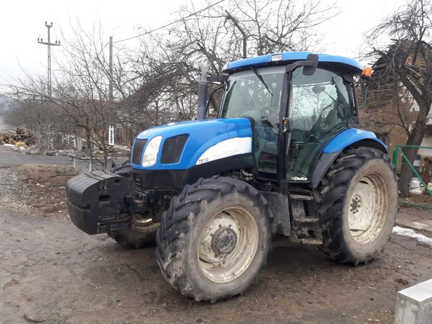 tractor New Holland TS 110 A