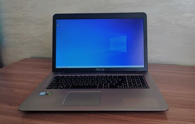 Срочно продаю ASUS: i5-7/ОЗУ 8/HDD 1TB/GeForce 4гб/FullHD/Игровой