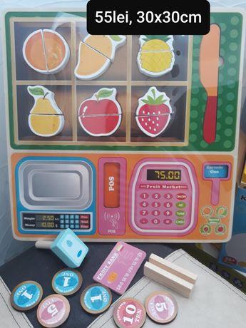 Magazinul puzzel cu fructe