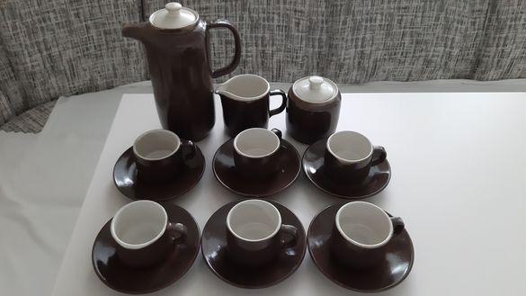 Сервиз за кафе от 6 бр. чашки