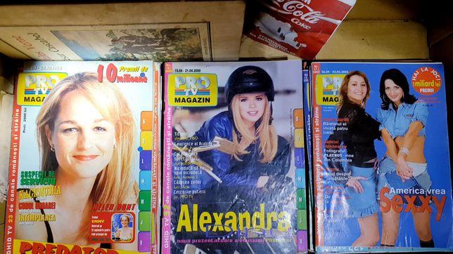 Lot Reviste Pro TV Magazin