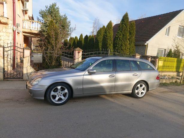 Mercedes E clas 220 combi