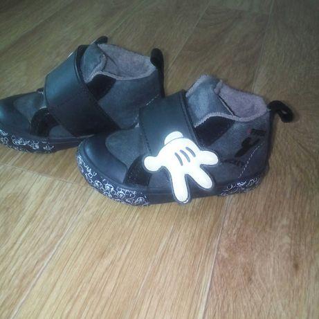 Маркови бебешки обувки