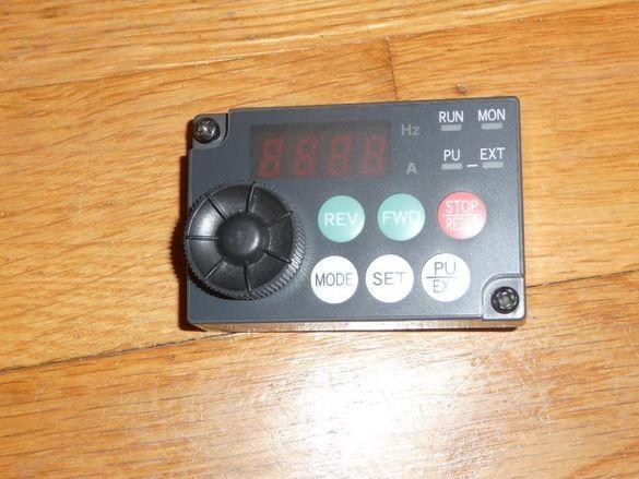 Контролен панел за честотен регулатор Mitsubishi FR-PA07