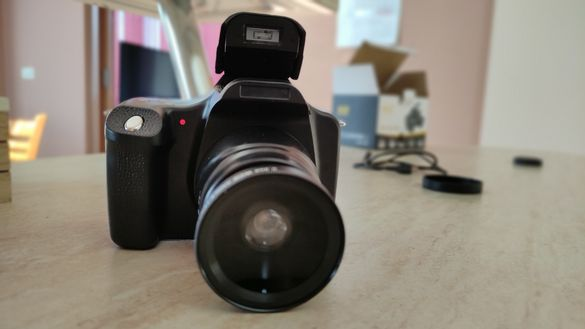 Digital camera, 24 MP, video