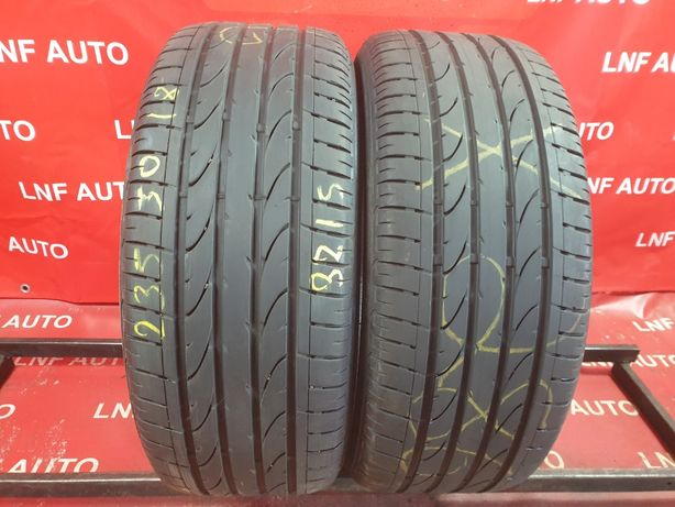 2 Anvelope de VARA - 235/50/18 - BRIDGESTONE - 6.62 MM - DOT 3215 !