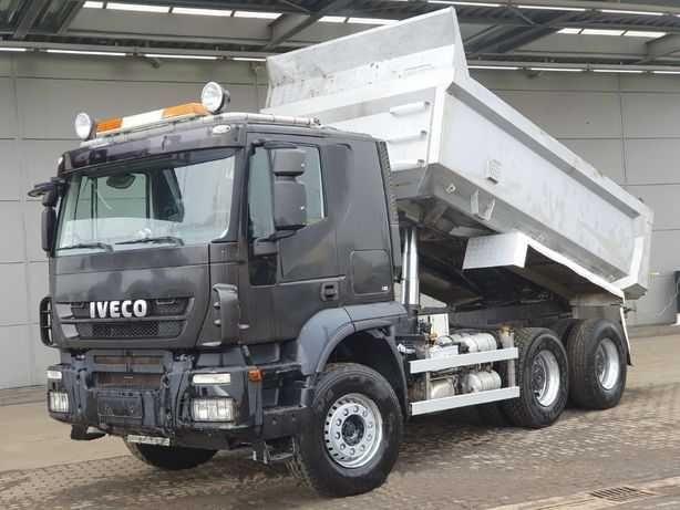 Basculanta / Camion Iveco Trakker AT260T50 6X4