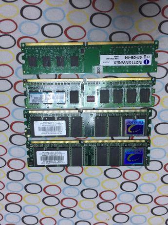 Memorie DDR2 DDR 256 mb 1 GB