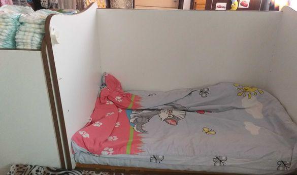 Легло 3в1 + подарък матрак