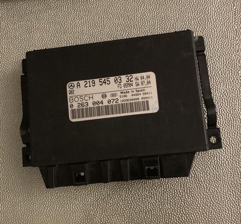 Calculator PDC senzori parcare Mercedes A2195450332 Bosch