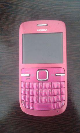 Nokia C3-00 Pink