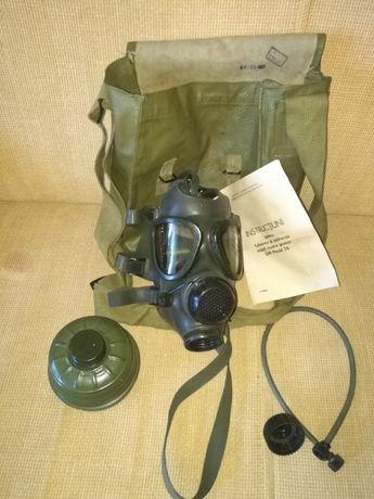 Masca M85 colectie de gaze nefolosita rara