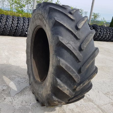 Anvelope 580/70R38 Michelin Cauciucuri Second Tractor Agro Claas