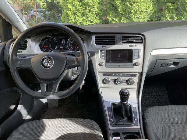 VW Golf 7 unic proprietar, achizitionat din reprezentanta