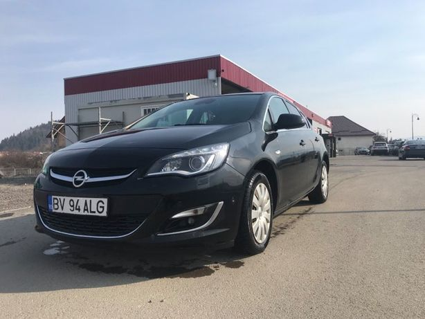 Opel Astra J 1.6 CDTI Hatchback 2014