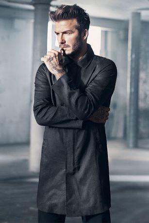 Палто H&M x David Beckham