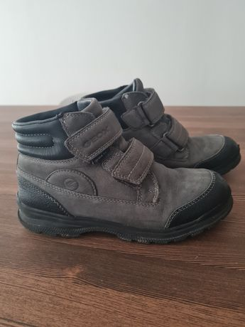 Ботинки детские Geox 34 размер для мальчика