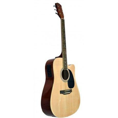 Електро-акустична китара SELNER AFQ4EQ NAT