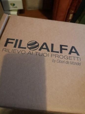 Filament ABS 1.75mm 700g Filoafla negru